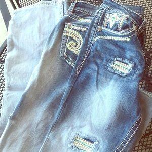 Jeans grace bootcut 28 long